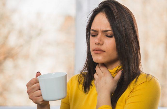 Skutki przeziębienia
