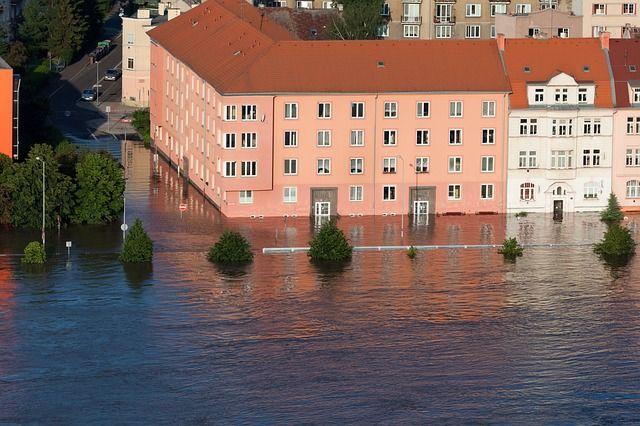 Jak osuszyć dom po zalaniu?